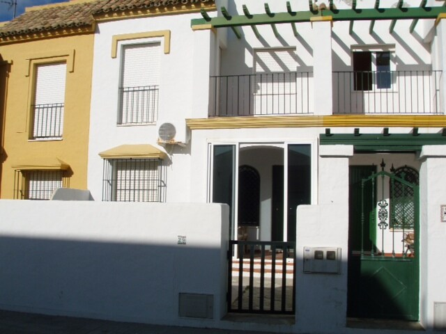 Verry pleasant house in Tarifa.