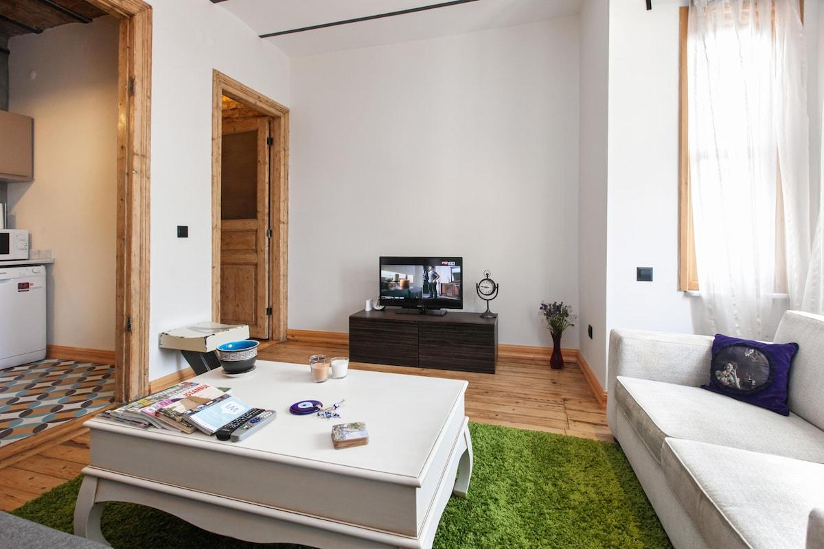 !Stylish Furnished Flat in Beyoglu!