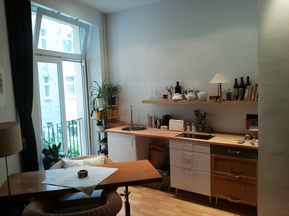 Studio Apartment in Prenzlauerberg