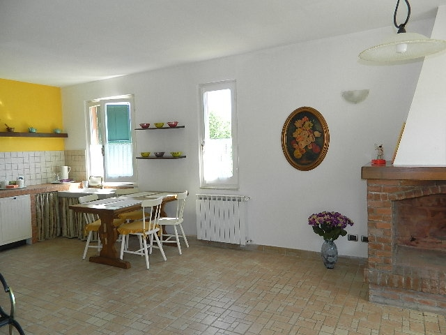 Apartment on the hill in Liguria