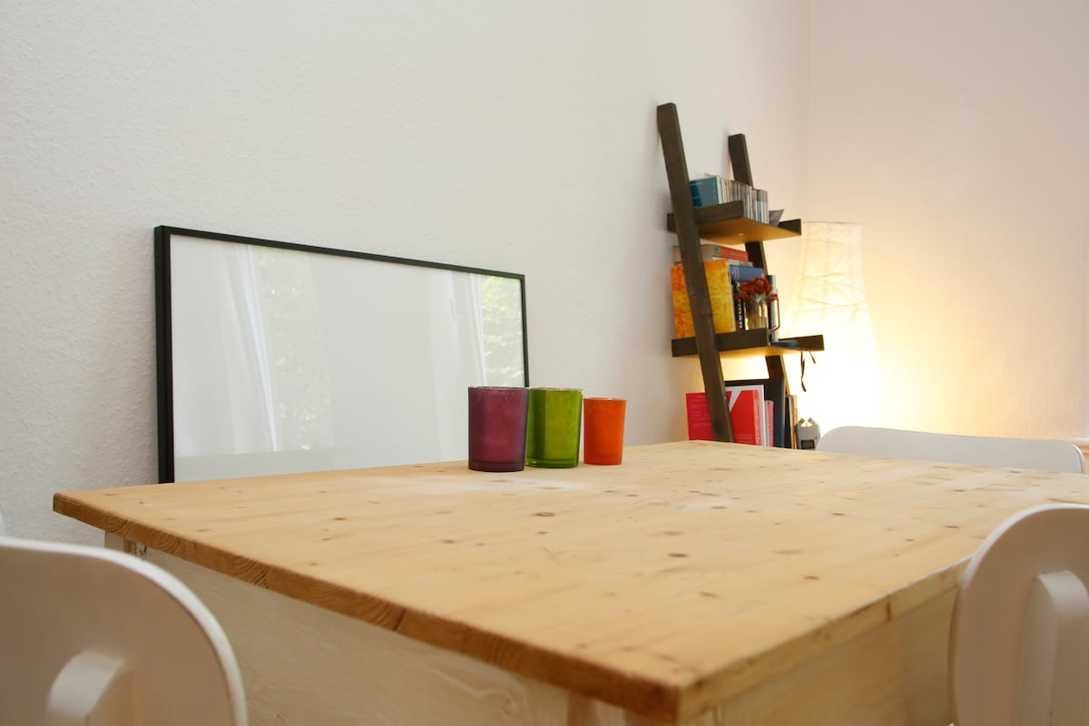Diningroom Table - also great for working