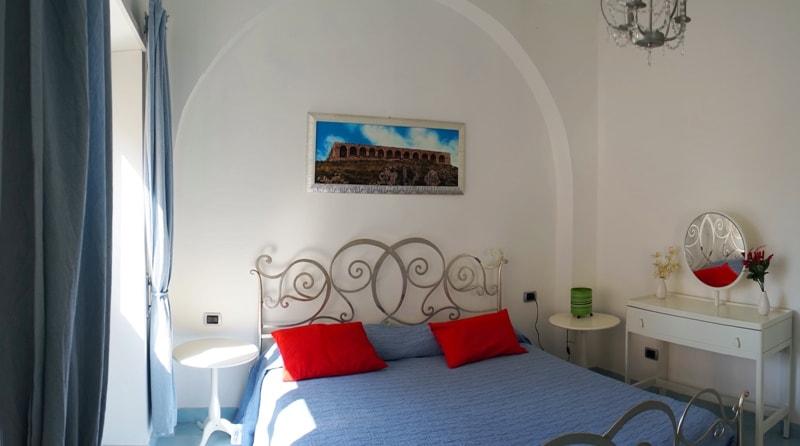 Temple bedroom