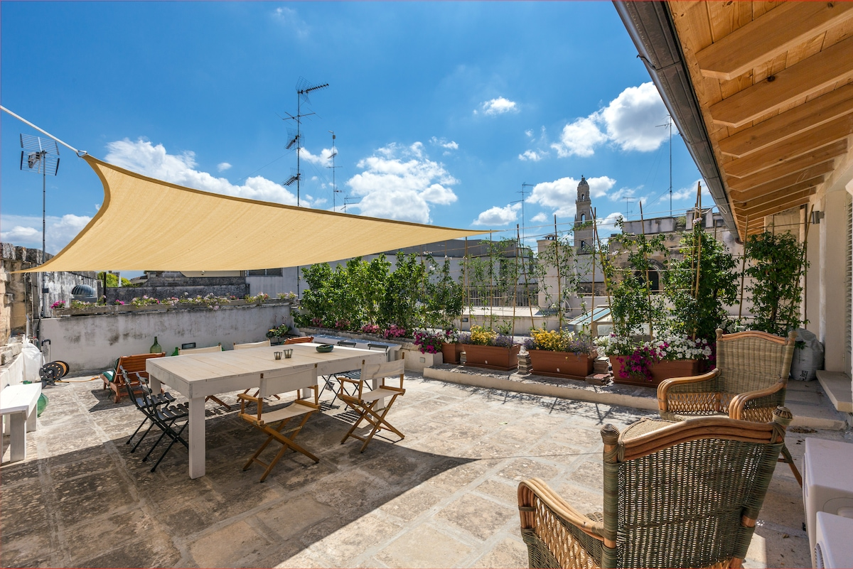 Renting  Loft  in Lecce Downtown