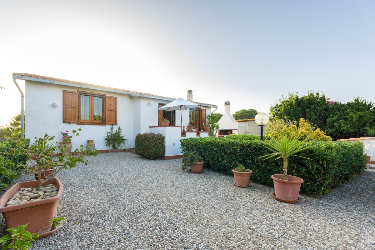 Detached house 10 minuts to sea