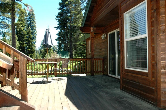 Ideal Truckee/No.Tahoe location.
