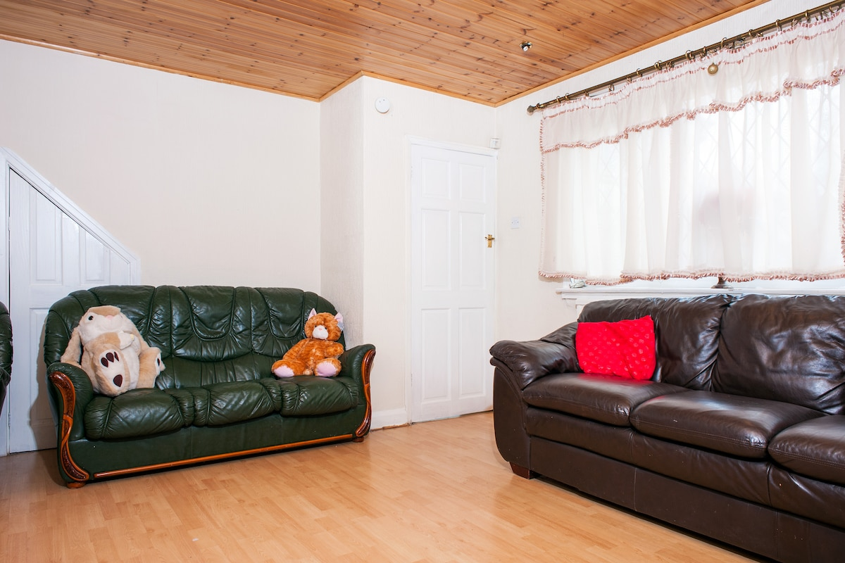 Friendly Double Room, Manchester