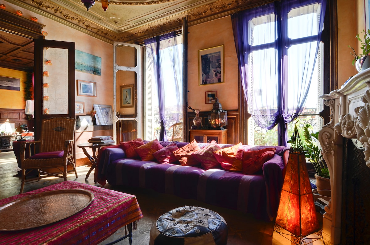 St Charles-Canebiere travellers'BnB