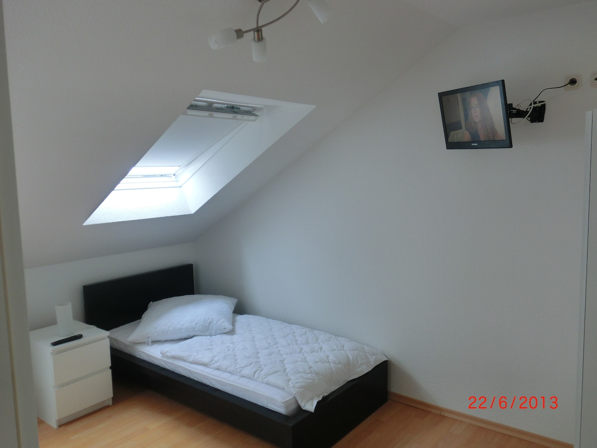 Schöne Wohnung, gute Anbindung