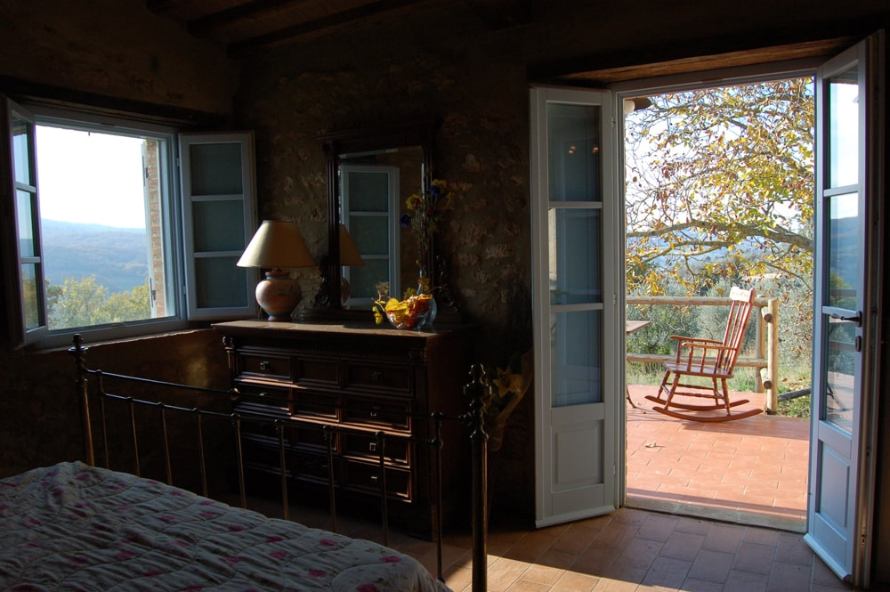 Apartment in Tuscany countryside