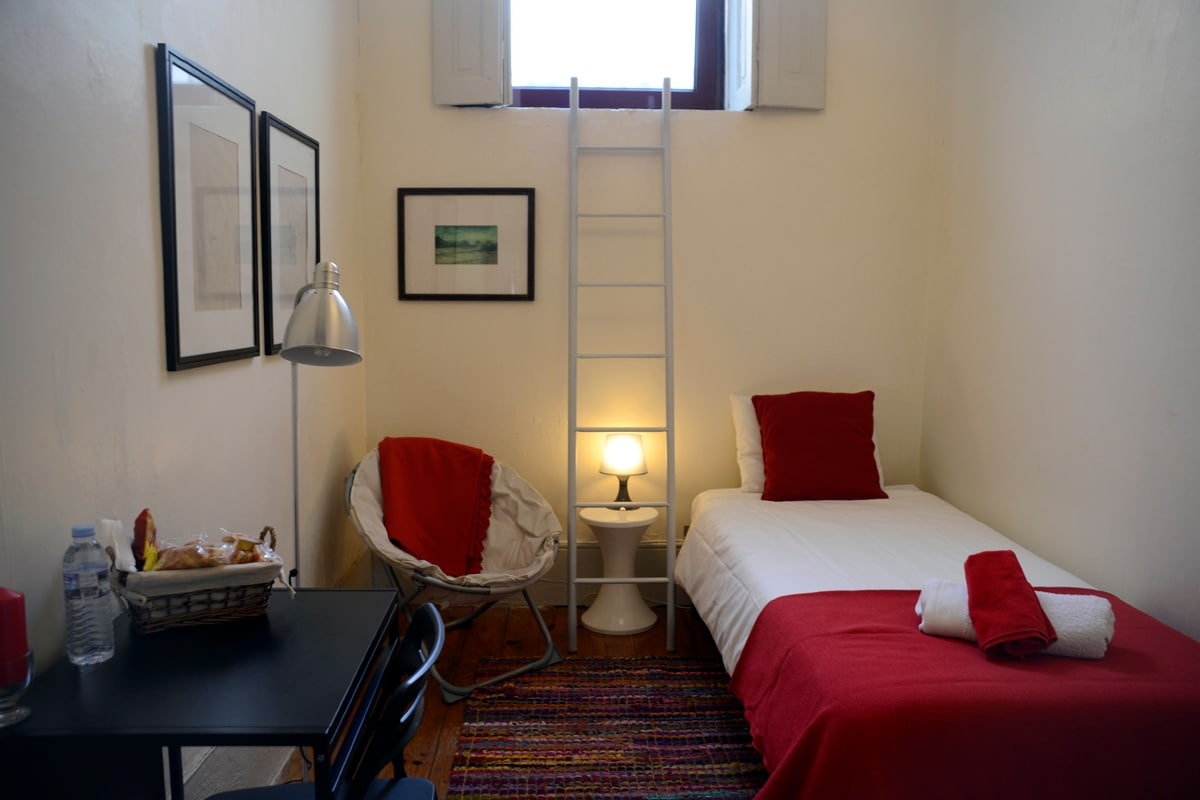 Oporto Center Small Private Room