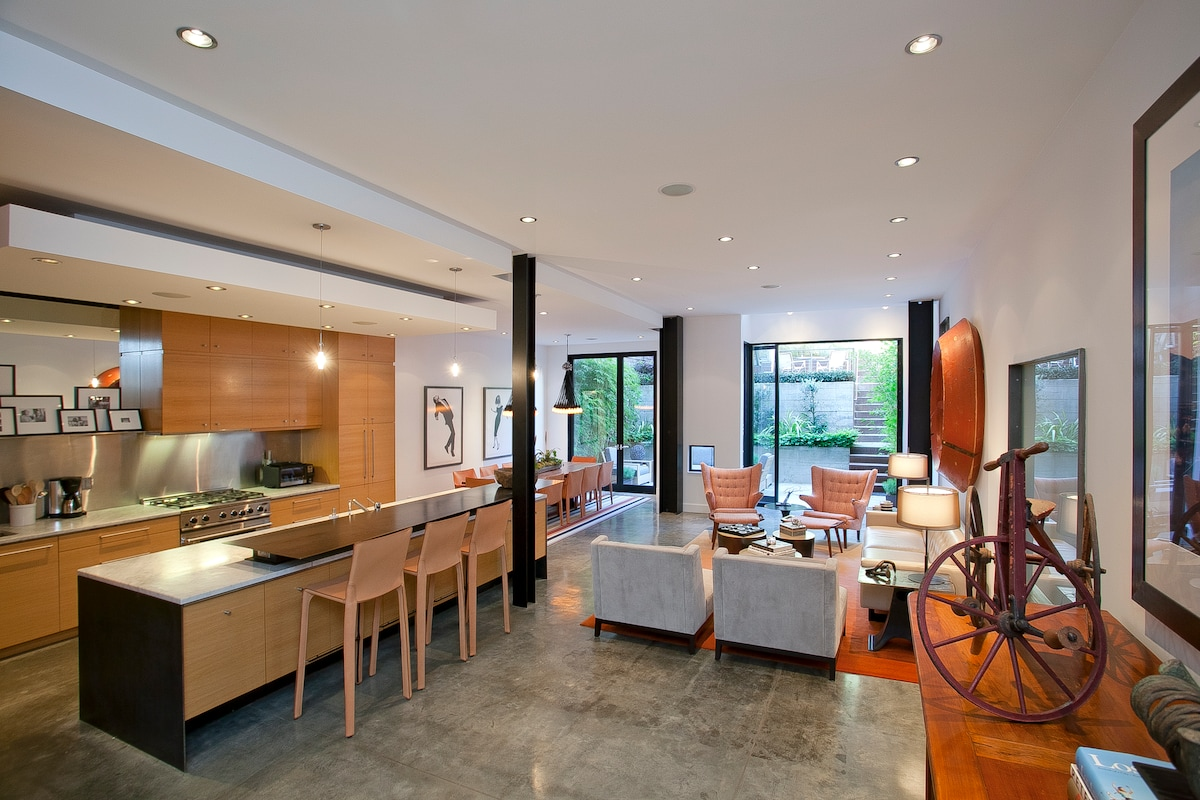 Exceptional Modern Residence