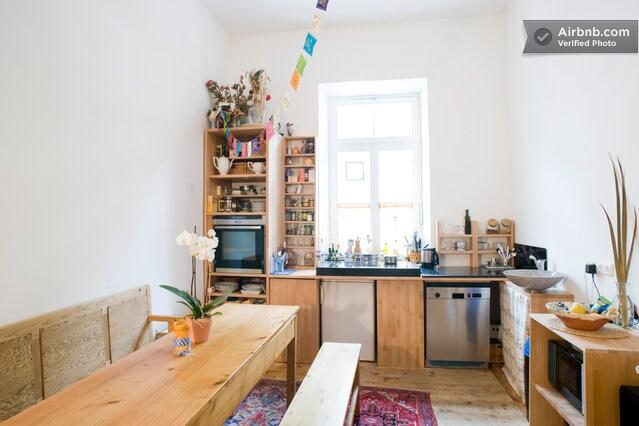 Studio  mit Terrasse Jahrhundertwen