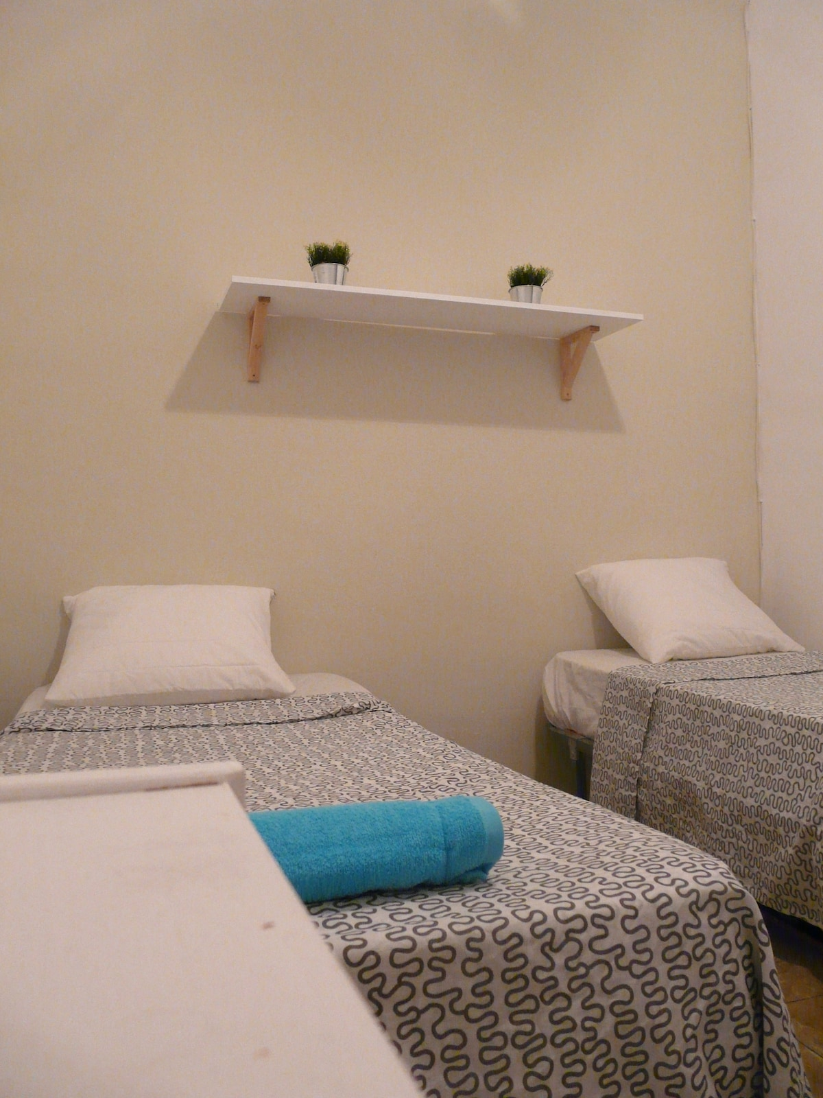 Nice room in central area (2x1)