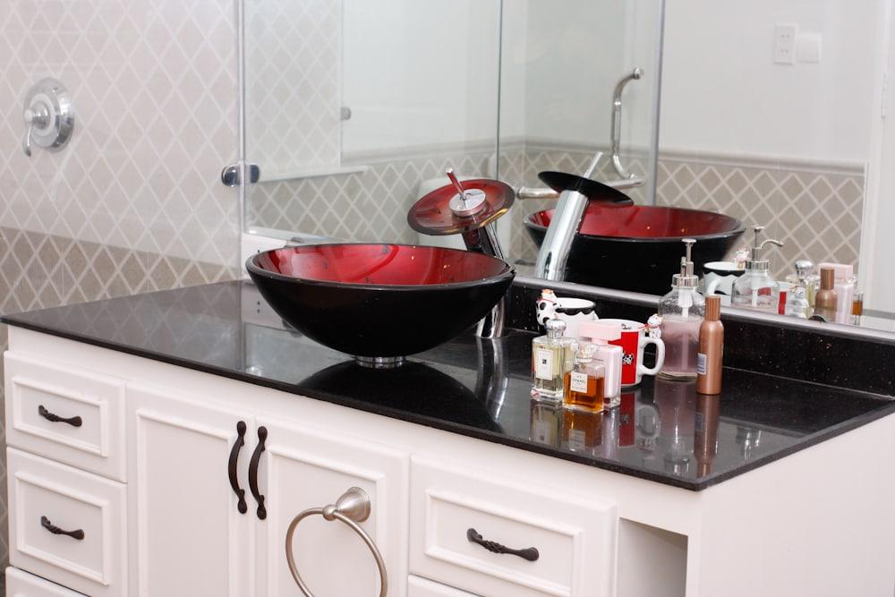 Krauss sink and faucet