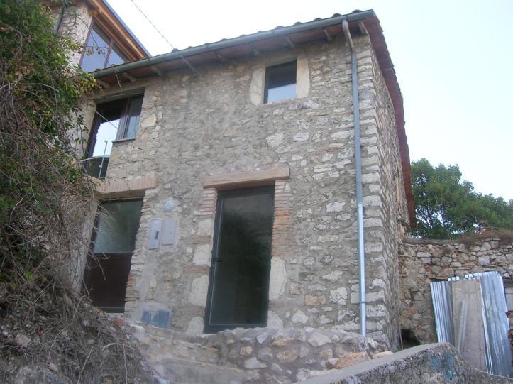 Ingresso - Via Vitelleschi, 26 - Moggio (Ri).
