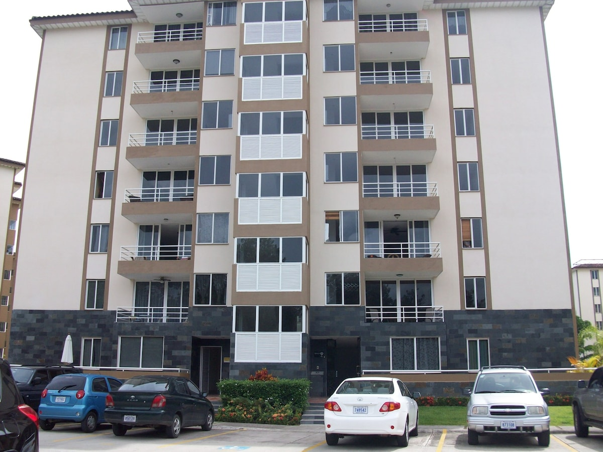 The actual building #3, el edificio #3
