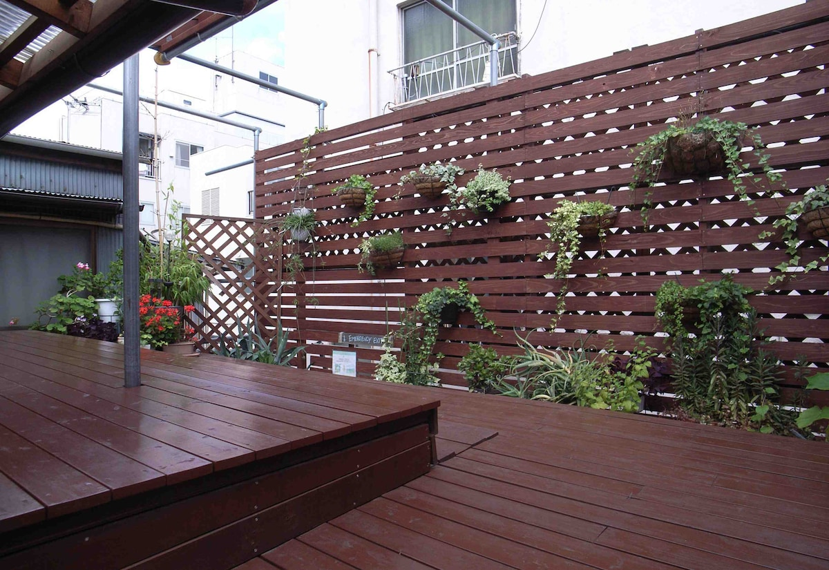 Koenji Place Double bed room  #2