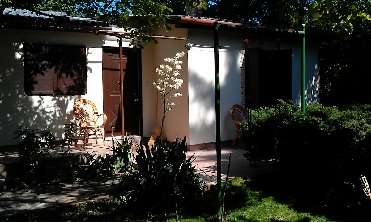 Charming little house, lake Balaton