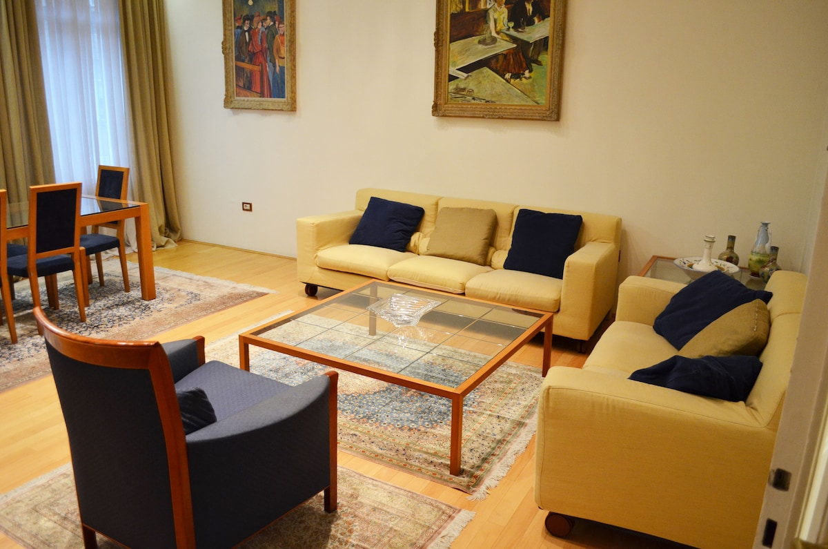 2 Bedroom apartment Zagreb center
