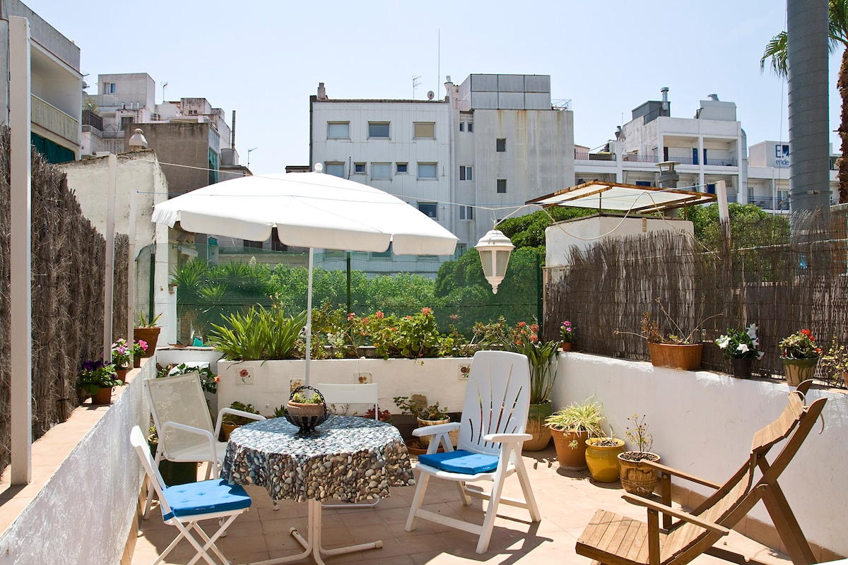 House in Sitges center