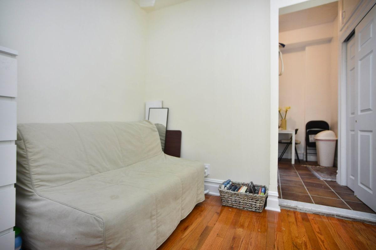Private Studio Apt - Bed&SofaBed