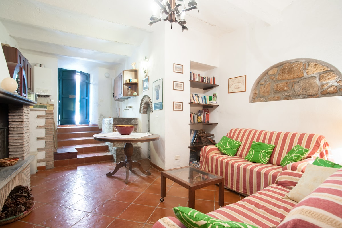 magic Tuscania, in Tuscia room/apt