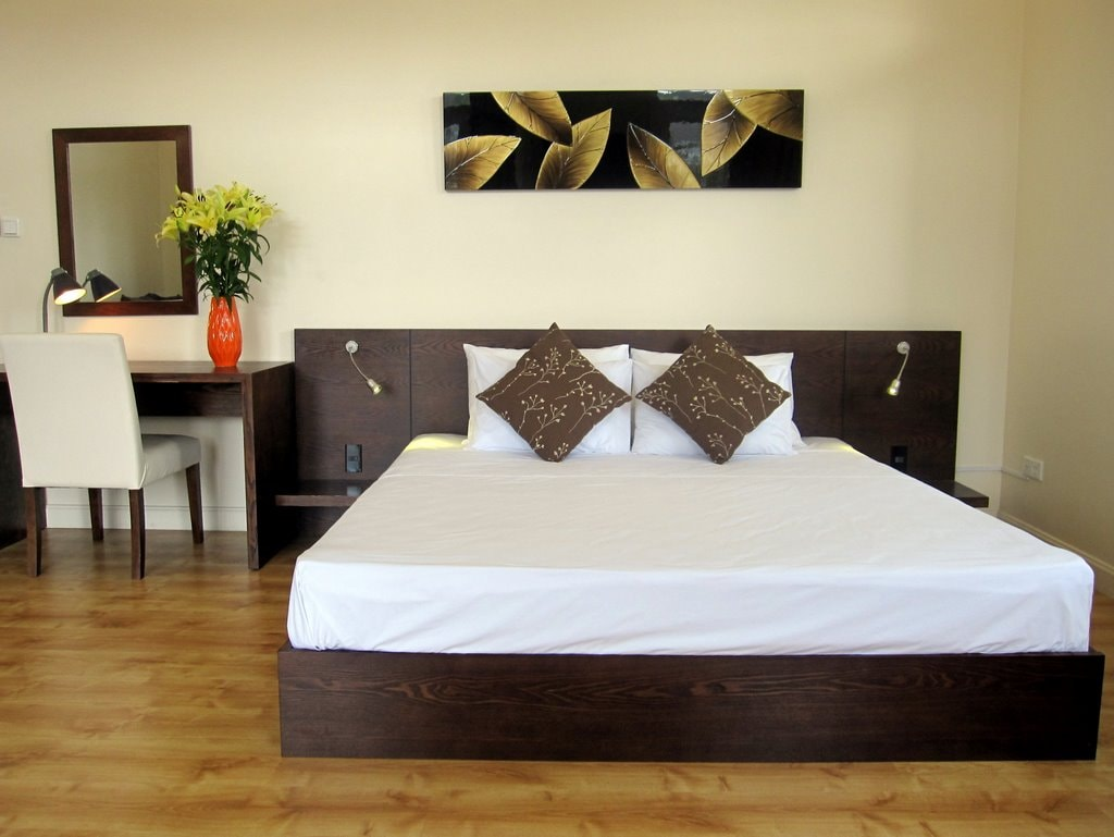 Master bedroom (bedroom 1)