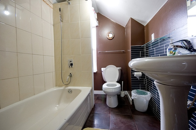 Bathroom - Top Floor