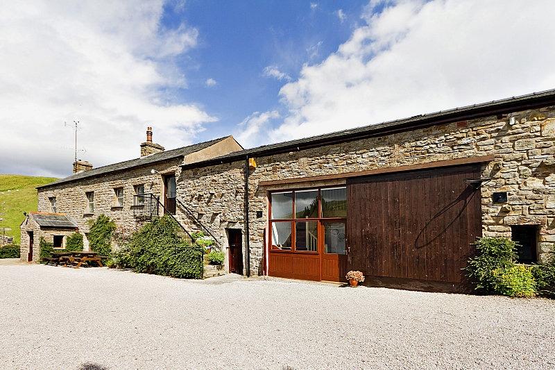 Cottage barn conversion, Cumbria