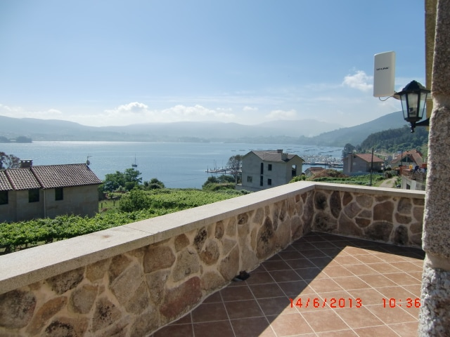 Original house 100 meters from the