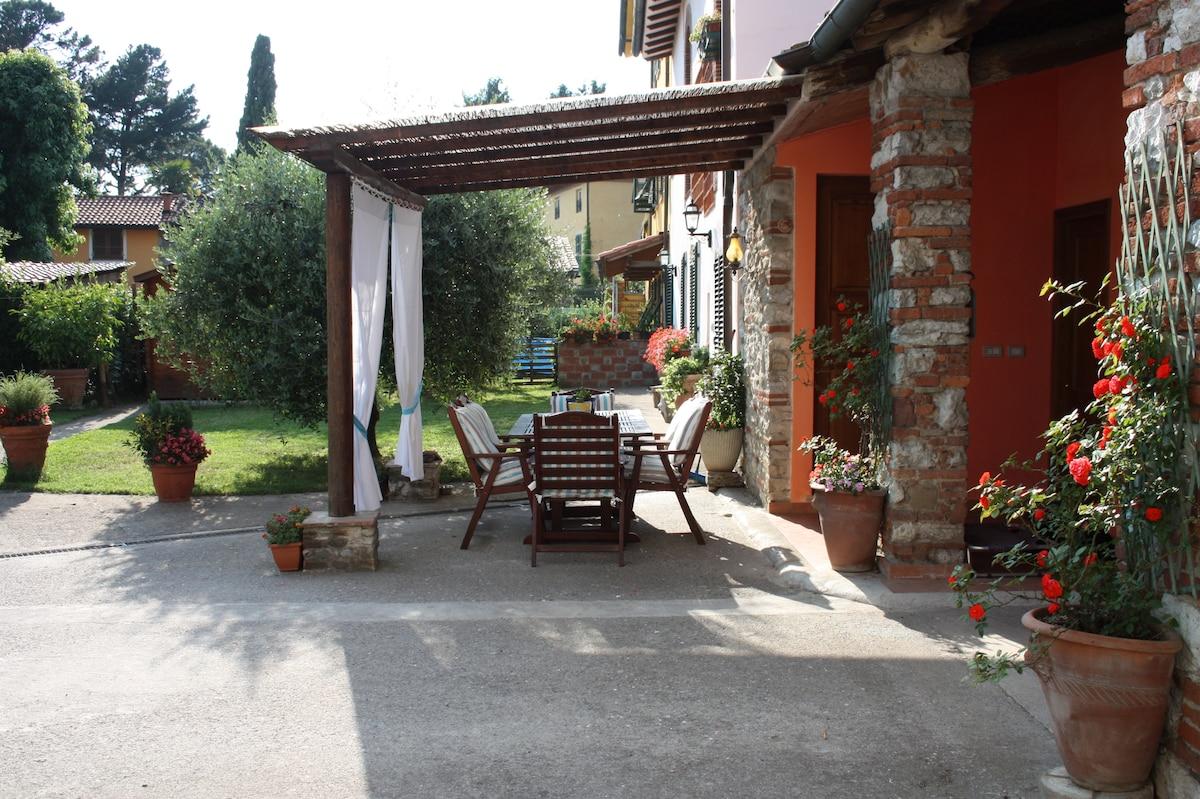 casal ferrari , tuscany-lucca-italy