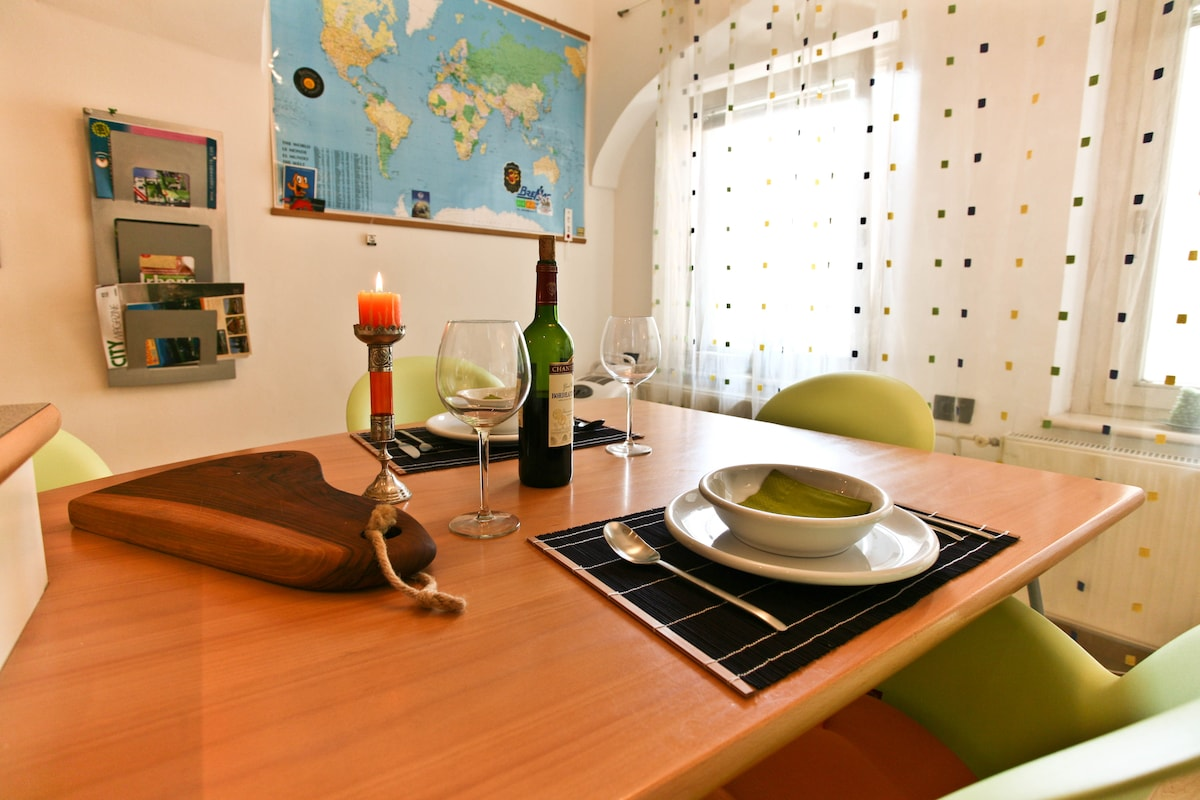 Sweethome Ljubljana apartment