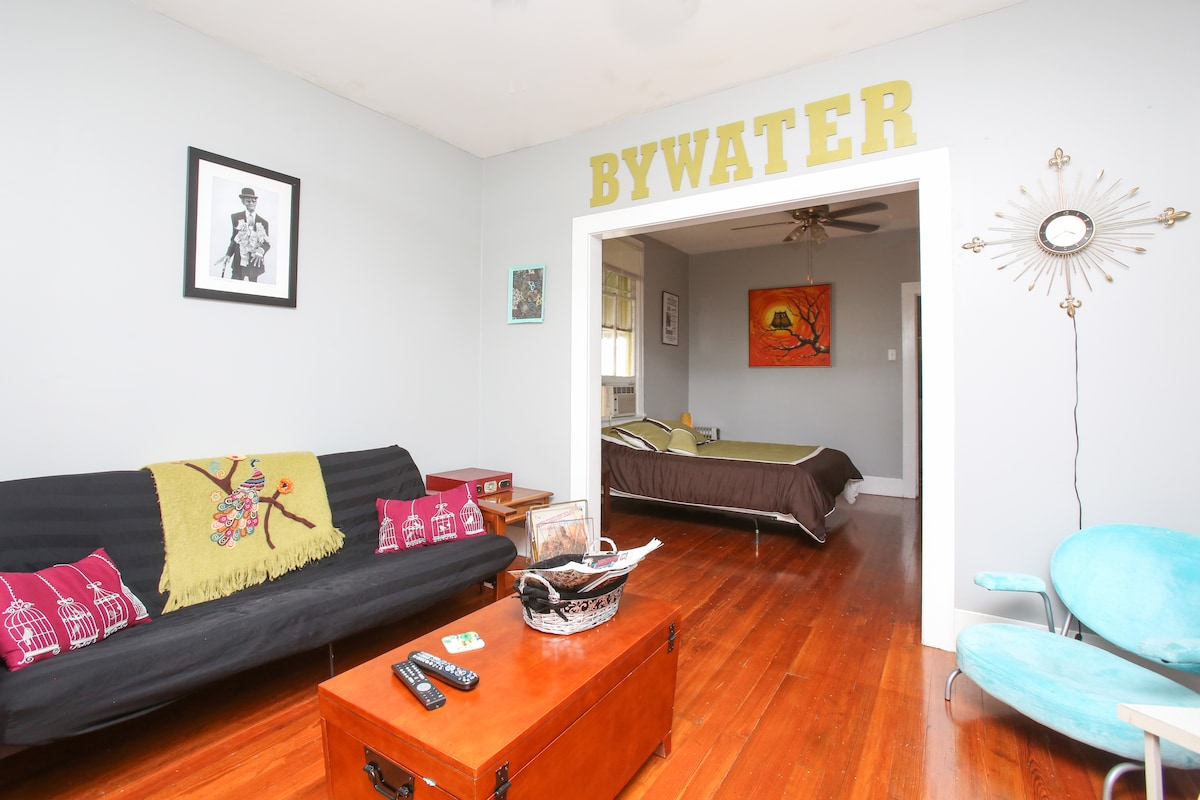 The Bywater Treasure