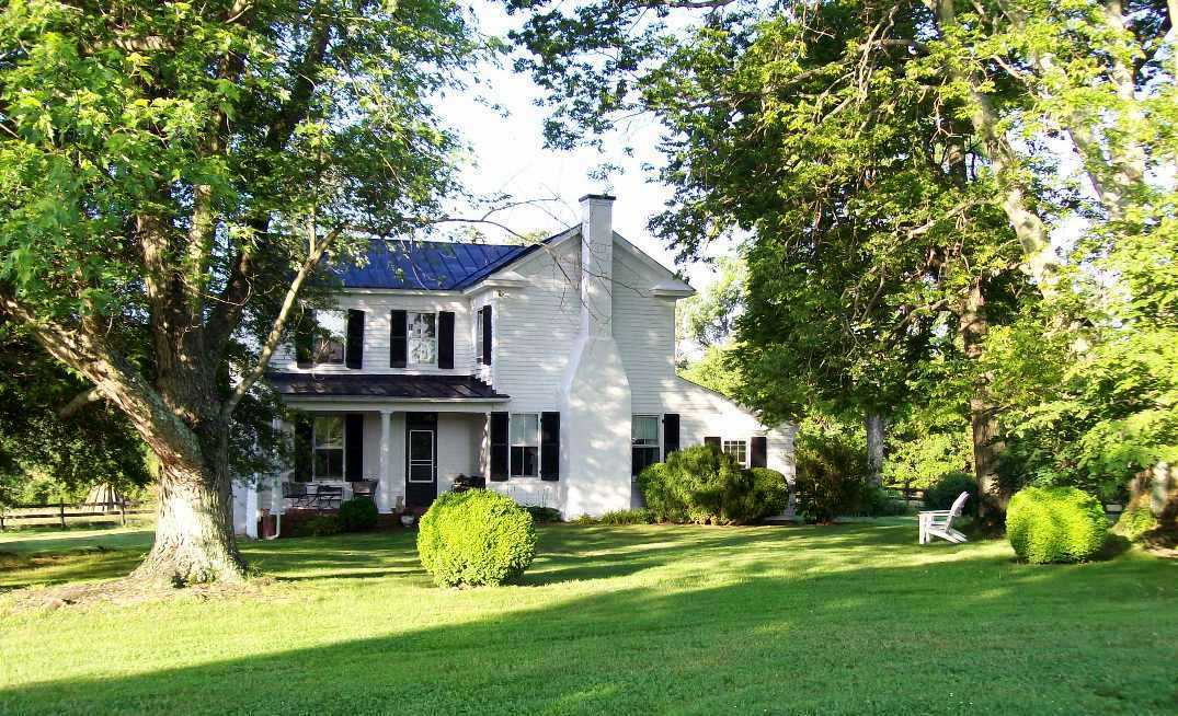 Central Virginia Country Cottage