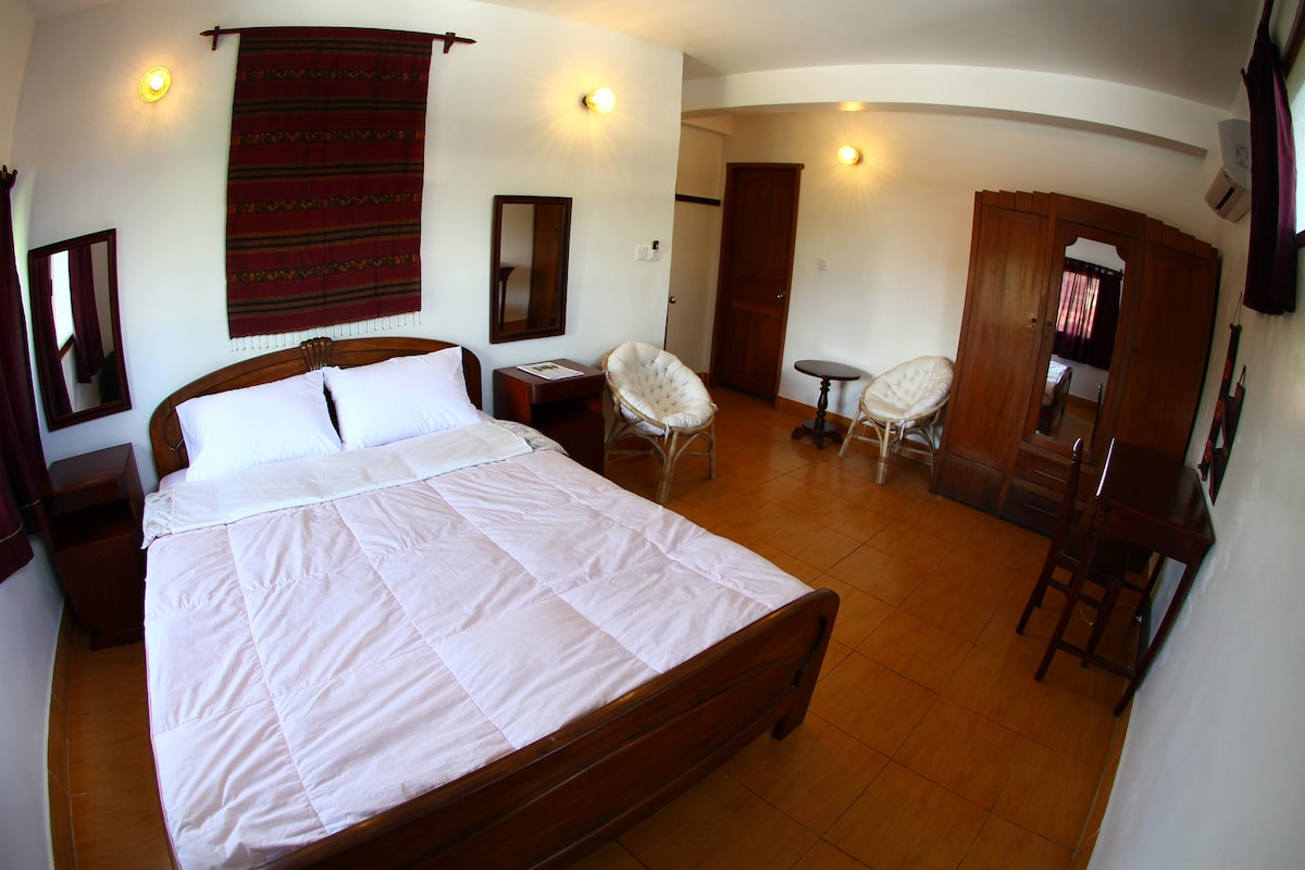 The Tamarind Room (double room)