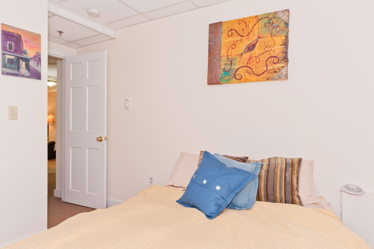 Lovely Guestroom next to Harvard