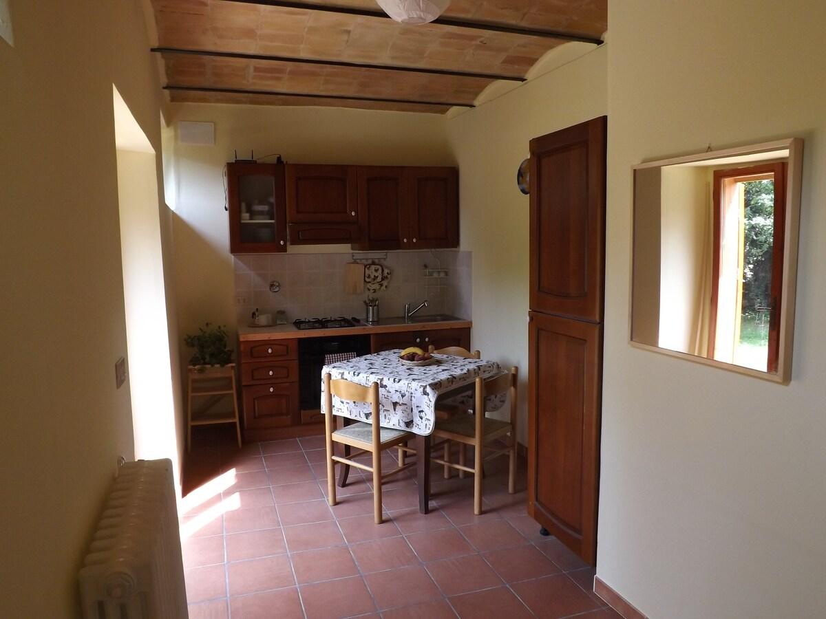 entrata, cucina....