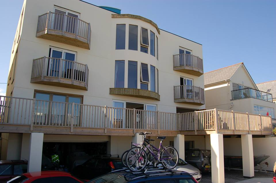 Balconies and panoramic windows to all rooms