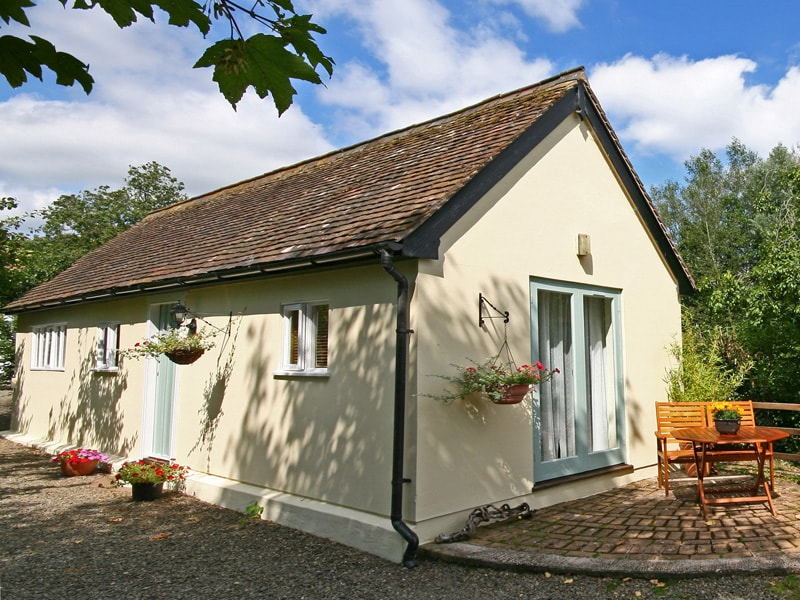 A rural retreat for two near Ludlow