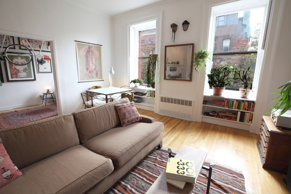 Lovely Brooklyn Heights Townhouse