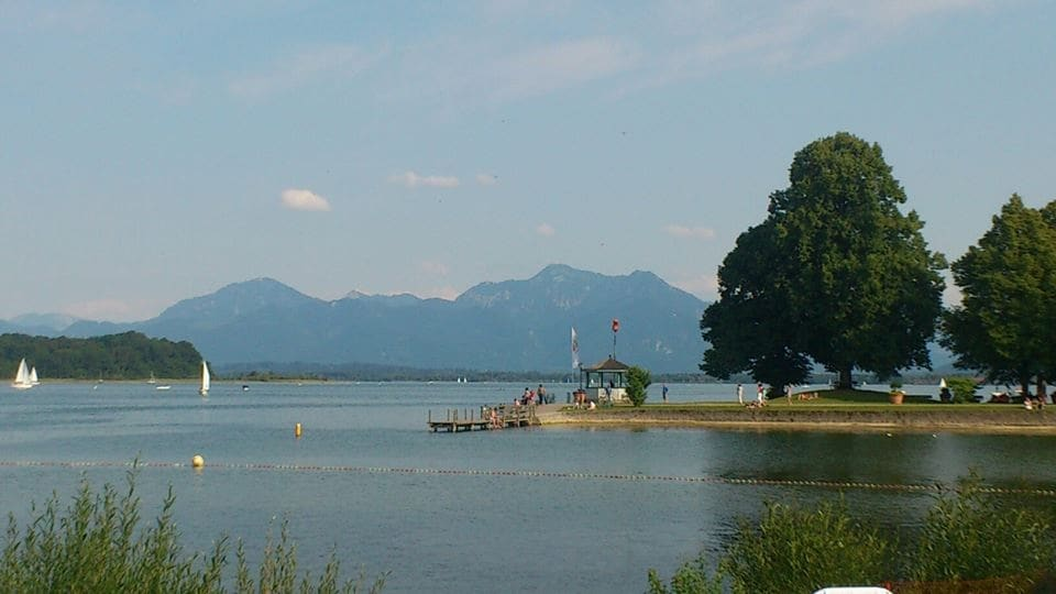 Dream holiday in Prien - Chiemsee