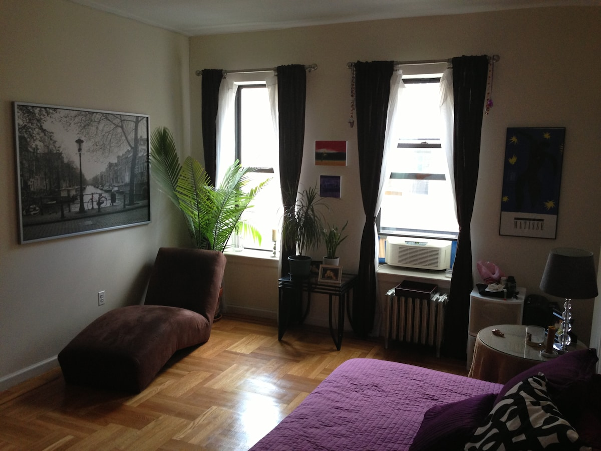 NYC apartment! Bright and spacious!