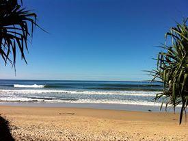 Across from beach - Sunshine Coast