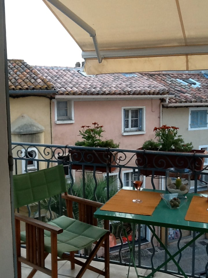 Charming apartment in Sainte Maxime