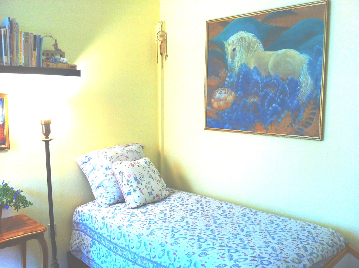 A Charming Place to Stay in Nyack