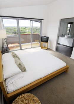 Your master bedroom and ensuite