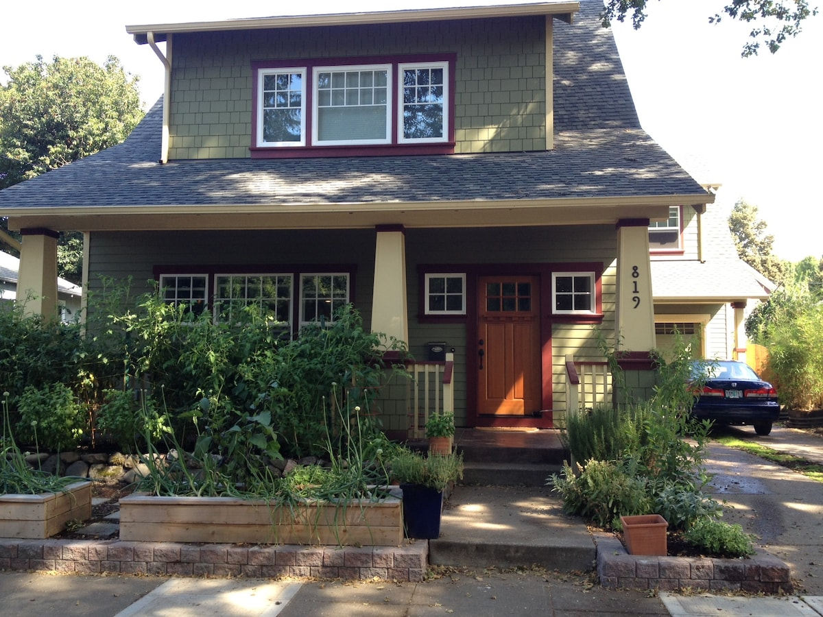 Great house in Sellwood Oregon