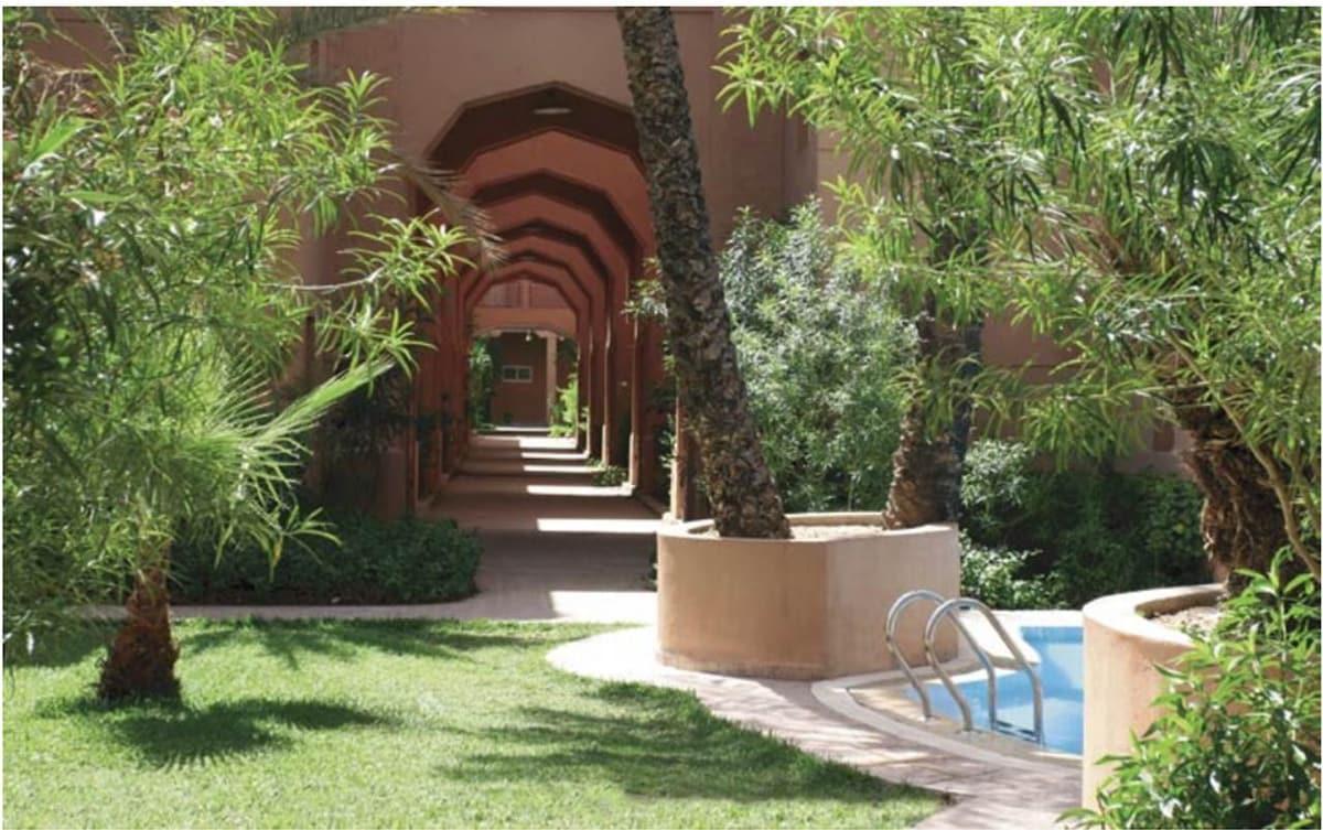 Riad, garden pools B&B in Marrakesh