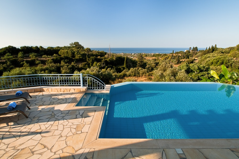 Lux Villa w Sea View + Heated Pool