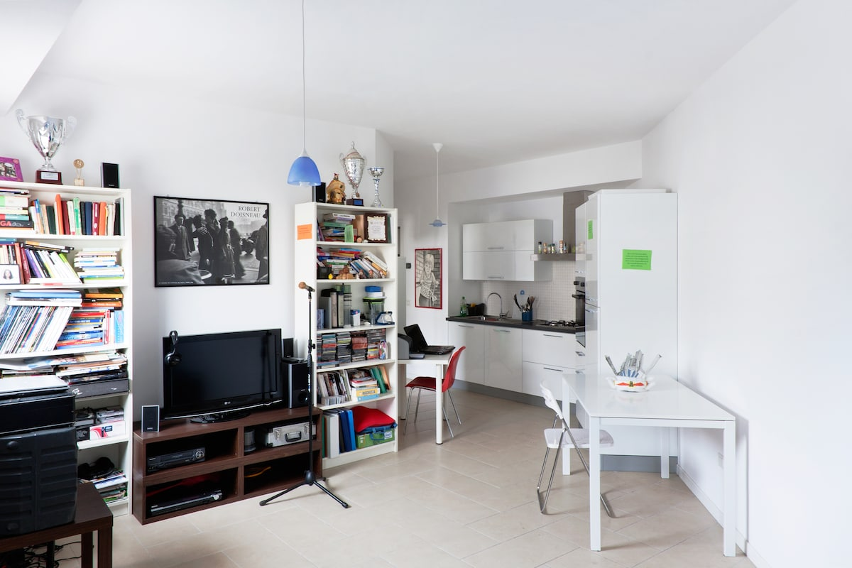 Full small apartment Conero Sea